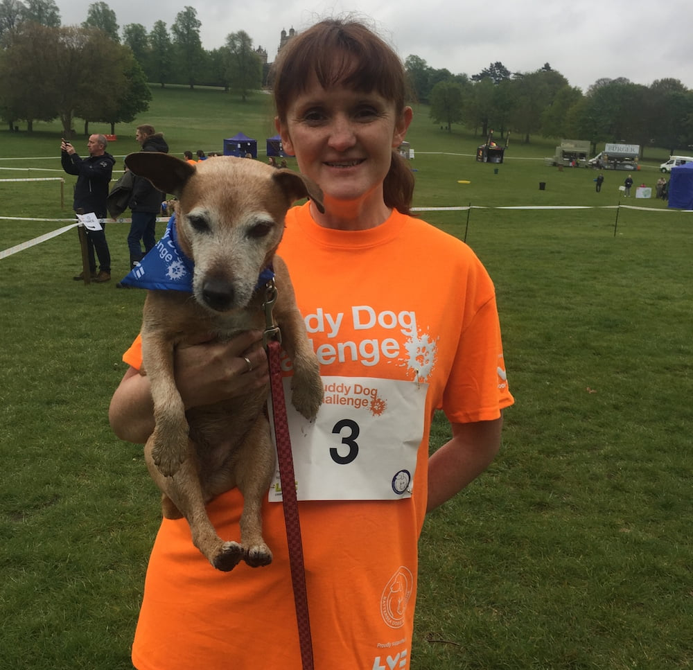 Thinking of taking on the Battersea Muddy Dog Challenge? This is how we got on!