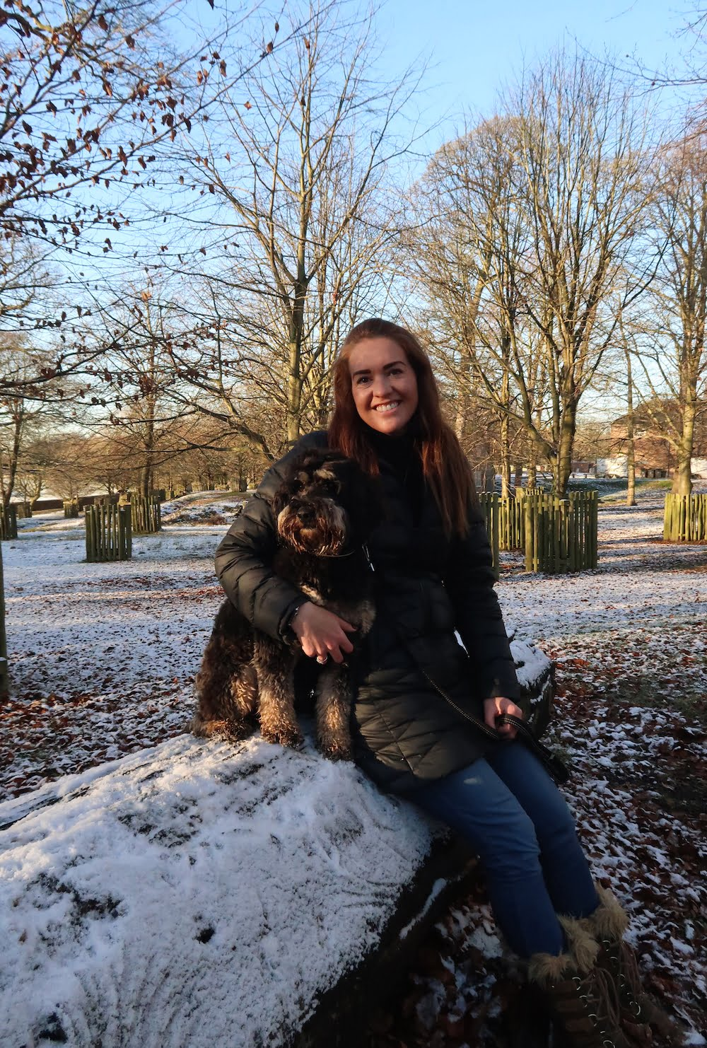 Becky Baker set up K9Nation as a social platform to help enhance the lives of dogs and their owners!