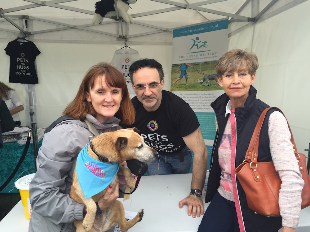 Win ticket to Noel Fitzpatrick's DogFest