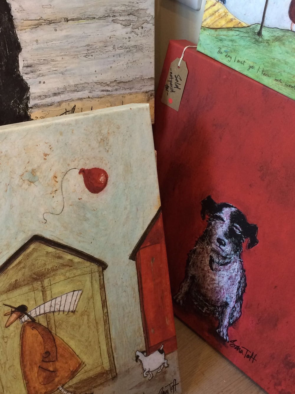 Sam Toft's Small Dog is still hugely popular, 15 years after it first appeared in Ikea