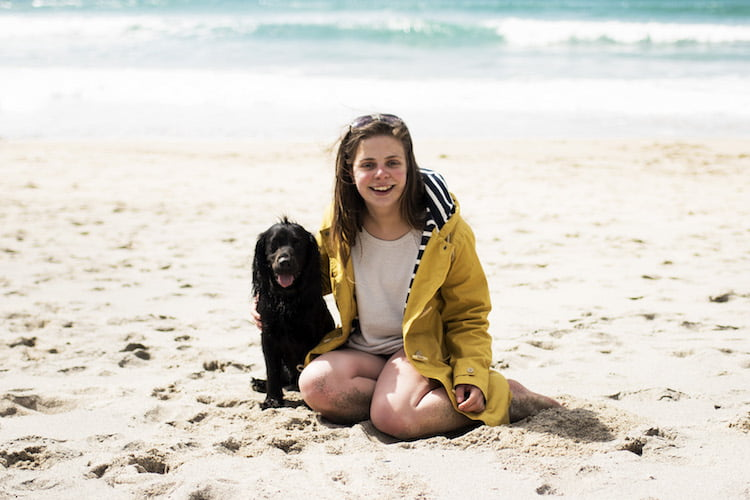 How having a pet improves our mental health and helps beat stress. Mental Health Awareness Week.