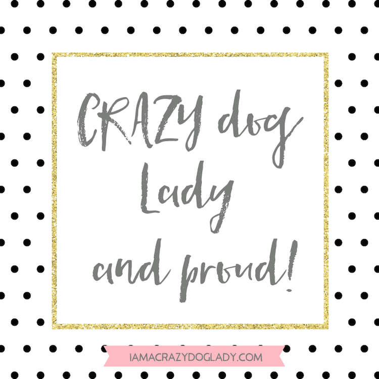 If you're a Crazy Dog Lady then a new events and merchandise company has been made just for you!