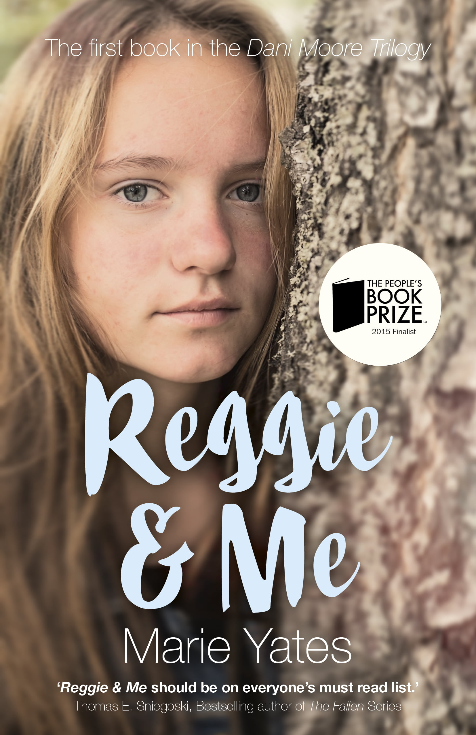 Marie Yates wrote Reggie and Me to share the incredible bond of a rescue dog and rape survivor.
