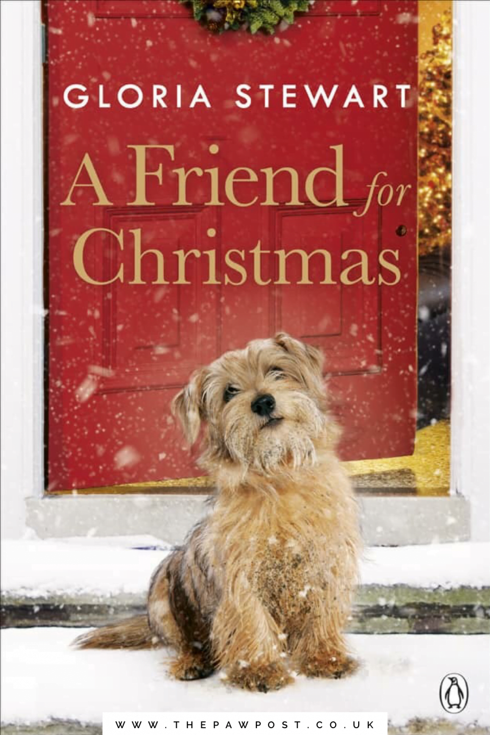 Gloria Stewart, founder of Home Alone At Christmas, talks about her new book, A Friend For Christmas