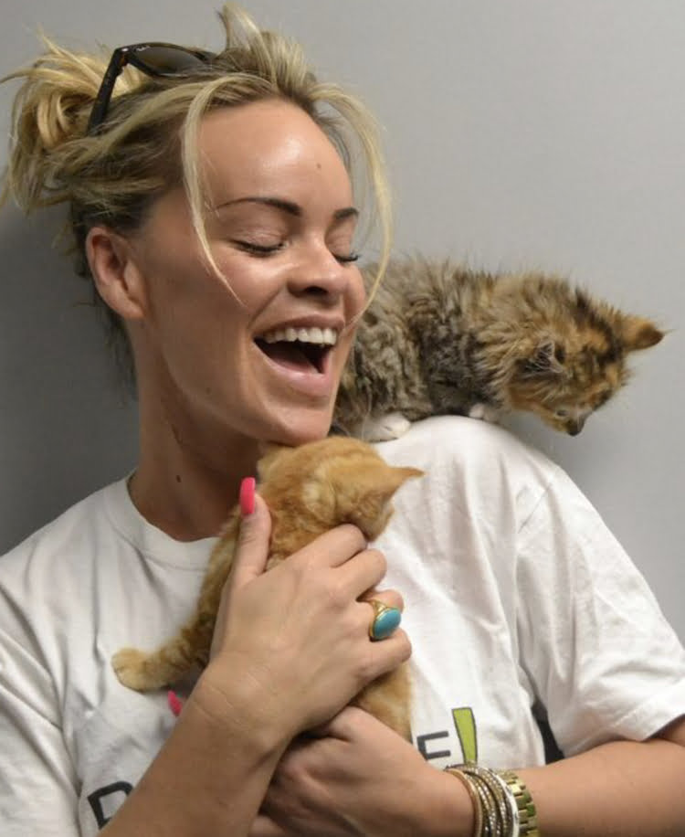 Hollyoaks' Tamara Wall talks rescue cats, her murderous character Grace and getting engaged!