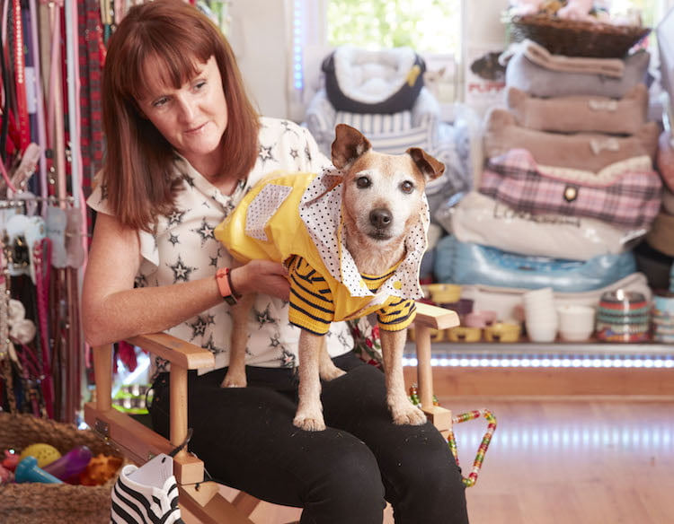 What happens when you have a personal shopper for your dog - PetLondon feature