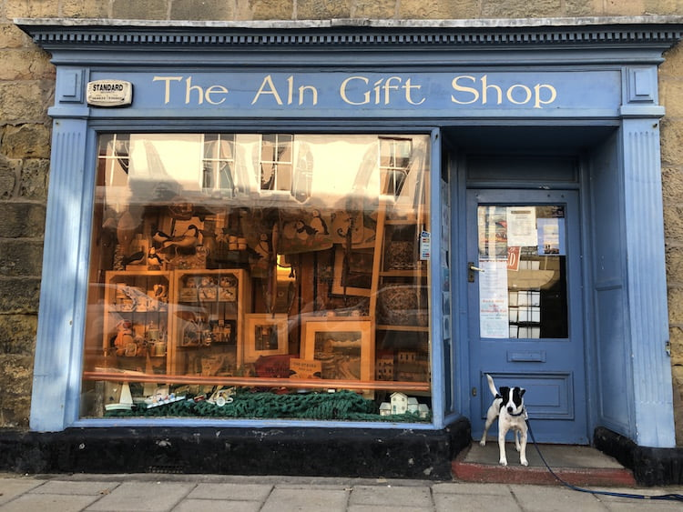 Dog friendly Alnmouth, Northumberland