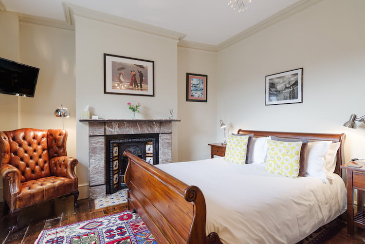 The St Valery B&B and Dog friendly Alnmouth in Northumberland