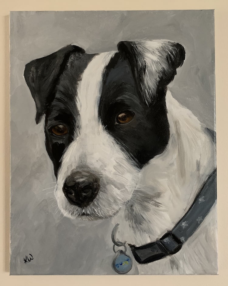 Karen Wallis Pet Portraits