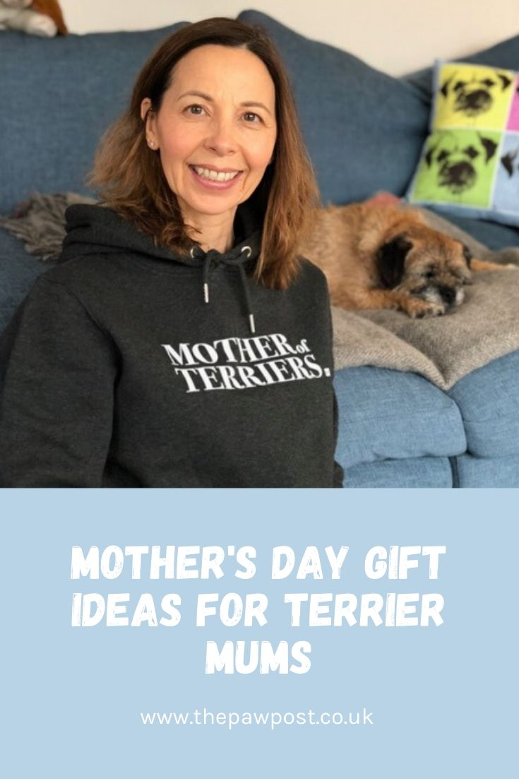 Mother's Day Gift Guide for Terrier Mums