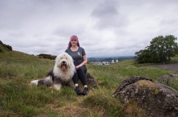 The Rescue Dog Ranger Suzanne Gould