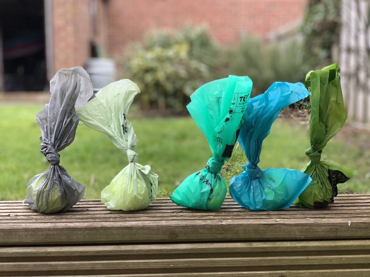 Compostable poo bags review