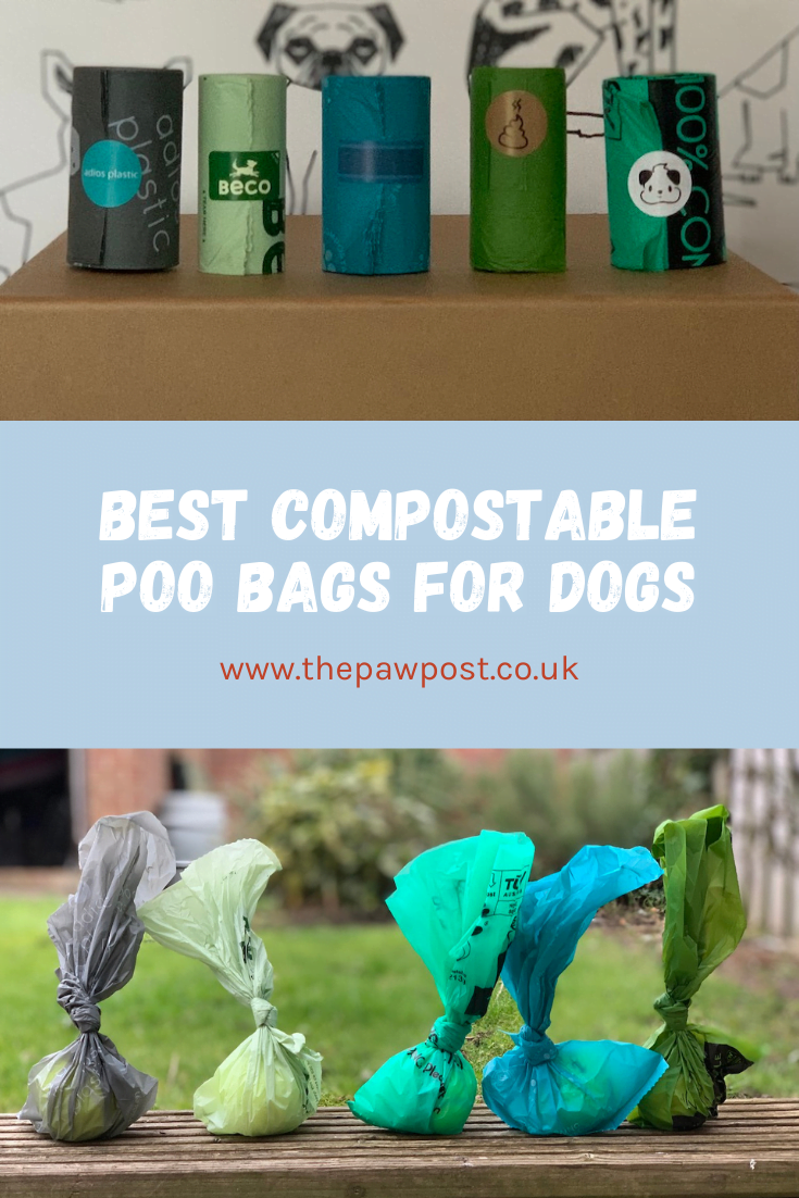 Best Compostable Poo Bags for Dogs review